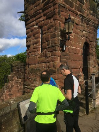 Tours Around Chester: Exploring Chester Walls