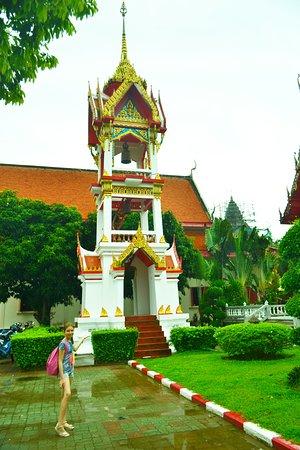 مدينة بوكيت, تايلاند: Храм  Wat  Chalong