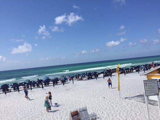 Sandestin Golf and Beach Resort: Beach access for resort