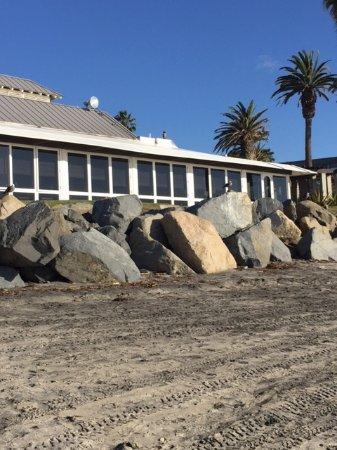 Del Mar, CA: RIGHT on the Beach