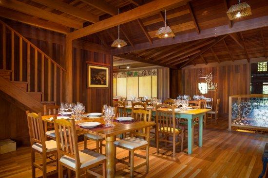 Osteria Del Valle: O Restaurante