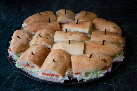 Camp Hill, PA: sandwich tray for catering