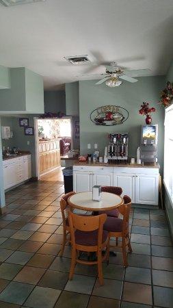 Tea Room In Mountain View Missouri