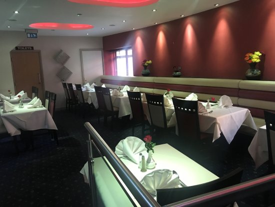 Interior - Picture of The Red Rose, Kettering - Tripadvisor
