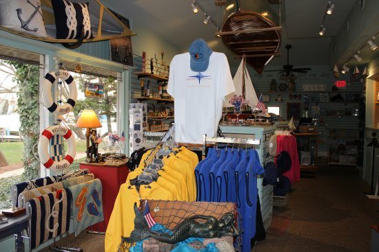 Michigan Maritime Museum: Nautical souvenirs and gifts for everyone in the Ship's Store!