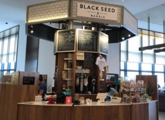 Black Seed Bagels, New York City - 225 Liberty St, Battery