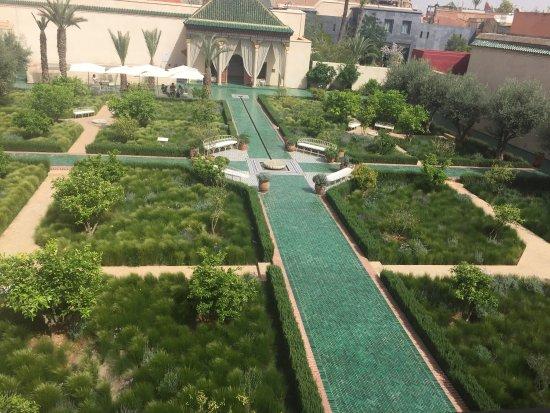 Picture of le jardin secret marrakech for Jardin secret