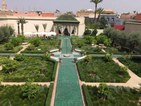 Picture of le jardin secret marrakech for Le jardin secret