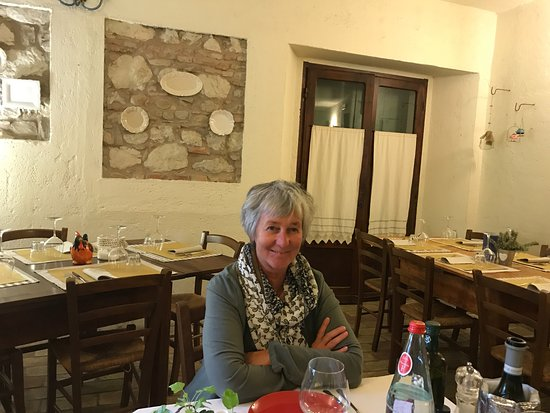 Montemaggiore al Metauro, Italy: Gemütliches Ambiente