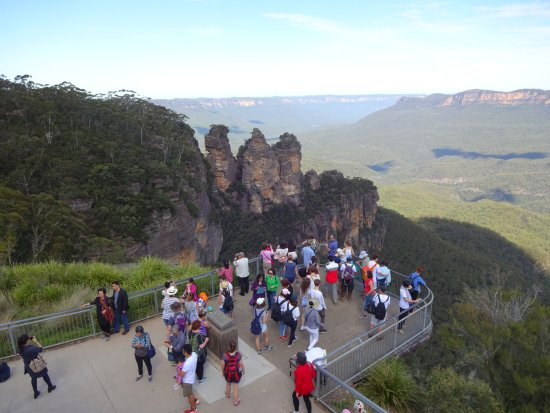 Katoomba, Australien: you won't have the place to yourself