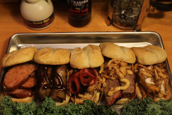 Emmaus, PA: Our BBQ Slider Family