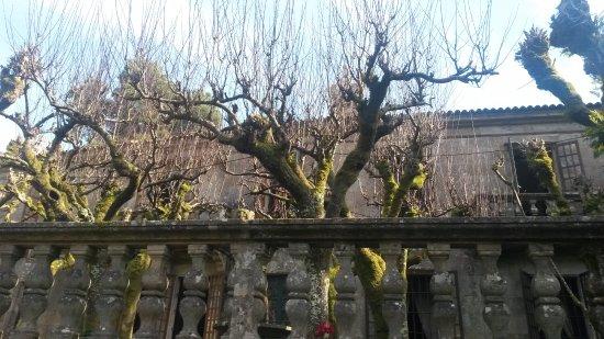 Rois, Spanyol: Pazo