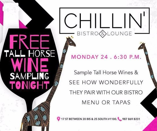 Free Tall Horse Sample Night - Neighborhood Wine Bar - Picture of ...