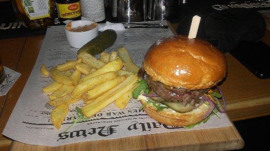 Bezirk Vilnius, Litauen: hamburguer