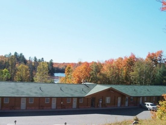 Magnetawan, Canadá: from PicNic area view to Ahmic Lake