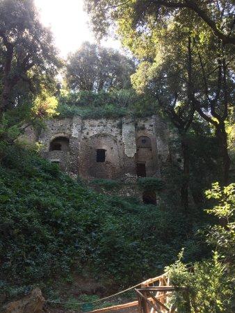 Villa di Manlio Vopisco