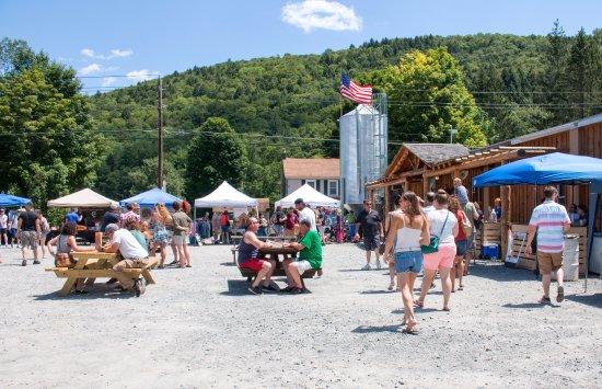 Roscoe, Estado de Nueva York: Summer Fest 2016