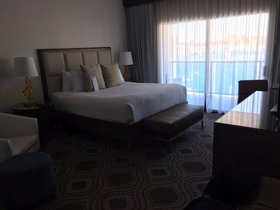 Марина дел Рей, Калифорния: Suite bedroom