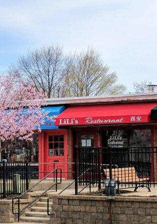 Amherst, MA: Lili's Restaurant