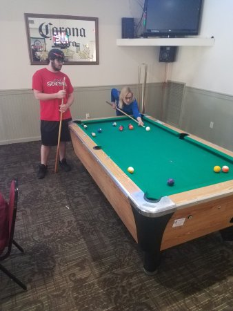Plainsboro, Νιού Τζέρσεϊ: Awesome Pool table