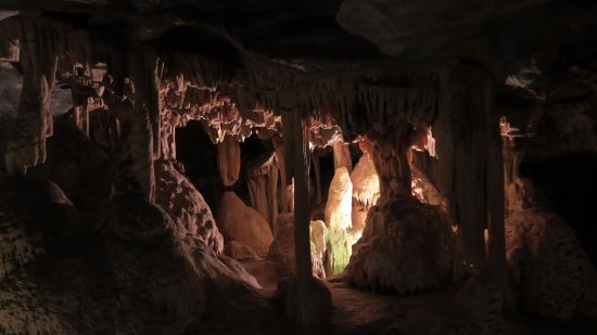 The Cango Caves: Cango caves