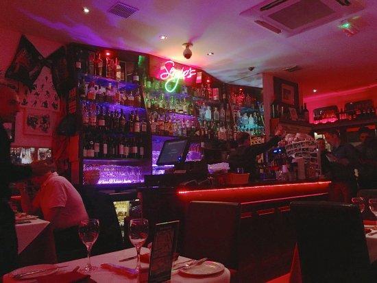 Little Titchfield Street Restaurants