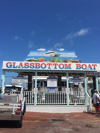 ‪Key West Glass Bottom Boats‬