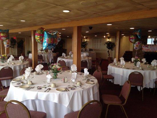 West Hazleton, Pensilvanya: My Mother's 90th Birthday Party