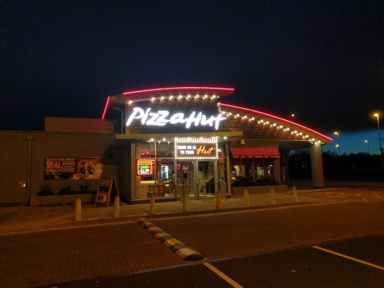 Boldon, UK: Pizza Hut