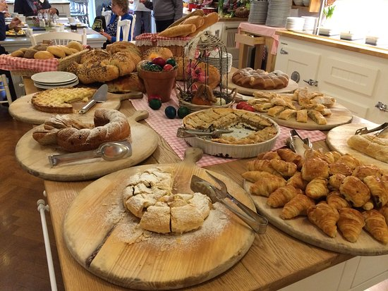 Hotel Agava: special pastries and breads