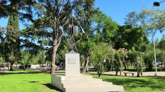 Navarro, Argentina: Monumento ai Maestri Navarriensi