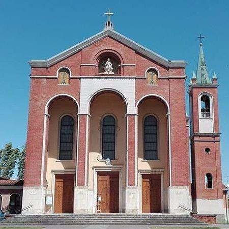 Lugo, Italy: Parrocchia Basilica Santuario Madonna del Molino