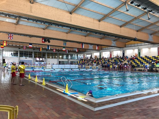 indoor pools picture of piscinas municipales son hugo