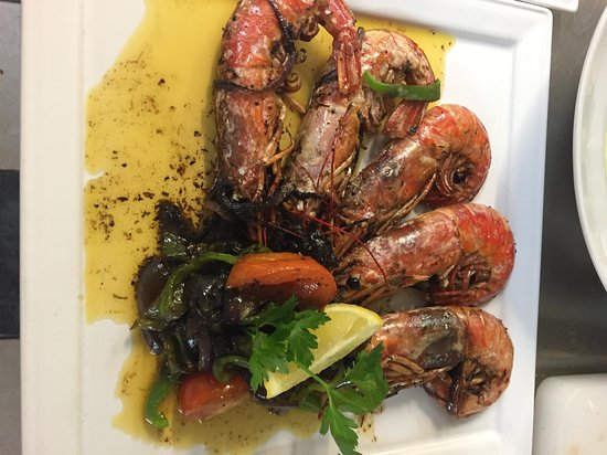Tourcoing, Francia: Crevettes sauvages