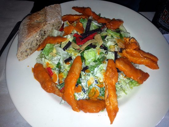 Algonquin, IL: buffalo ranch chicken salad