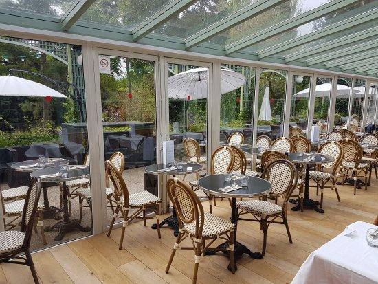 Restaurant Bois De Vincennes - Brunch dimanche midi Picture of Le Chalet du Lac de Saint Mande, Paris TripAdvisor