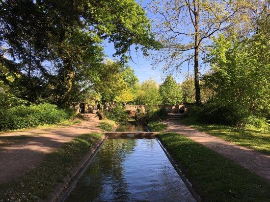 Picture of parc de l 39 orangerie strasbourg for Parc des expo strasbourg