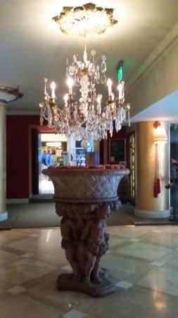 Huentala Hotel: recepcion