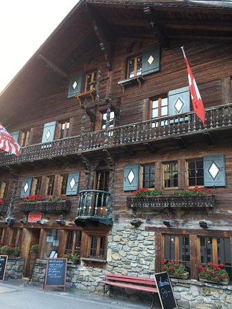 Champery Picture