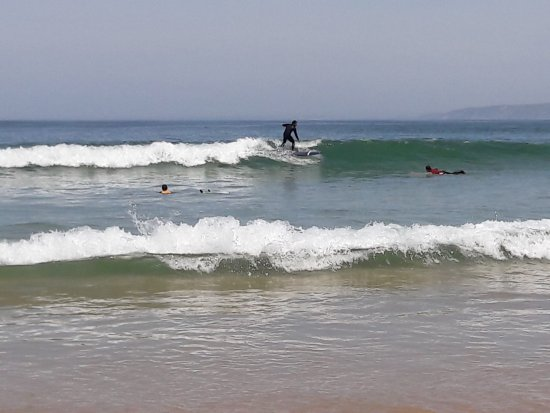 Surf On Road