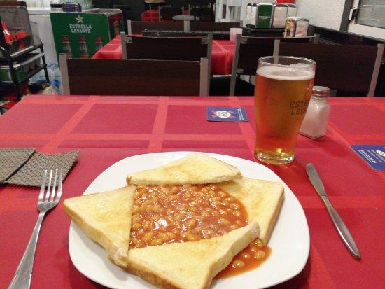 Santiago de la Ribera Bölgesindeki Avrupa Restoranları