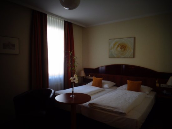 Austria Classic Hotel Wien: comfortable and well decorated