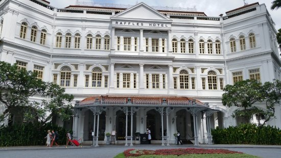 Raffles Hotel Singapore: Step back in time