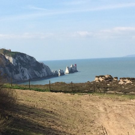 The Needles : Both taken from the chair lift ( although phones are not permitted )