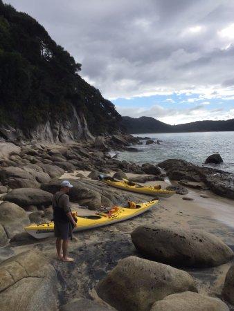 Национальный парк Абель-Тасман, Новая Зеландия: Tonga quarry