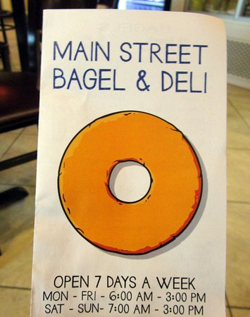 Flemington, NJ: Main Street Bagel & Deli