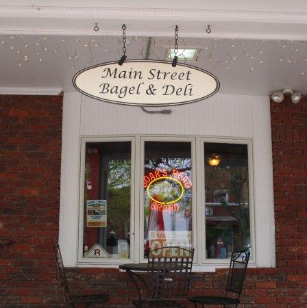 Φλέμινγκτον, Νιού Τζέρσεϊ: Main Street Bagel & Deli