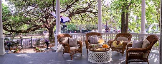 Photo Wraparound Porch