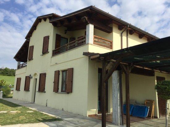 Monte Porzio, İtalya: Agriturismo Regina di Fiori