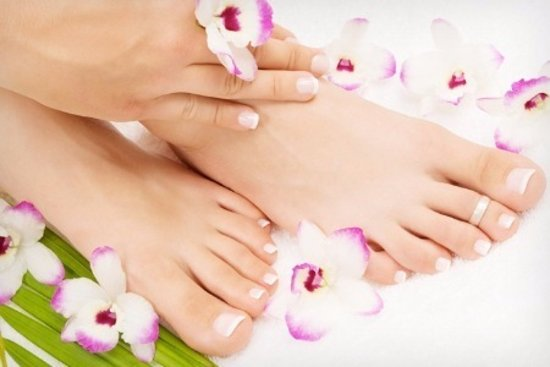 Fayetteville, NC: Foot scrub at Healing Strength Massage